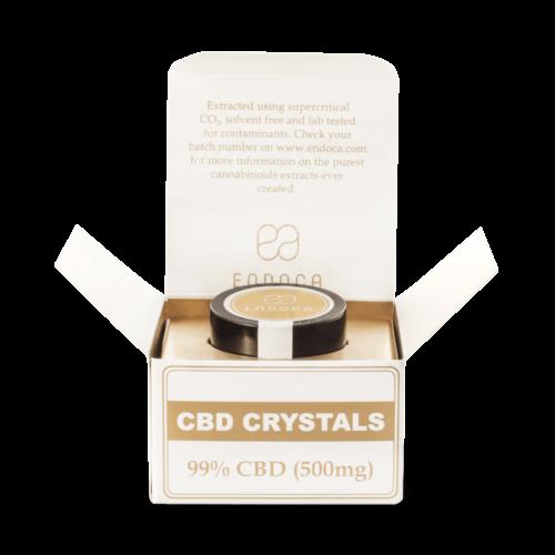 cbd krystaller i fin æske