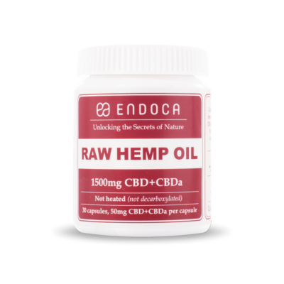 1500mg cbd raw kapsler i pilleglas