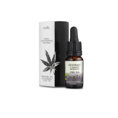 CBD Hampolie Dråber 30% uden THC