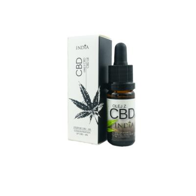 CBD Hampolie Dråber 5% uden THC